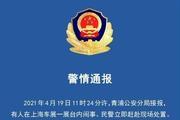 上海车展特斯拉车顶维权女子被行政拘留