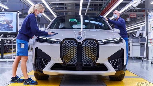 电动化加速 宝马2025年生产固态电池