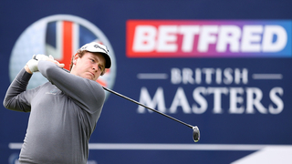 英国大师赛第三轮集锦 麦金泰尔等三人领先
