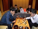 高清-梦百合半决赛首局赛后