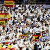 球迷狂热榜:皇马第9前10无巴萨