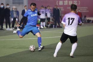 徐云龙率最牛社区队打出9-1