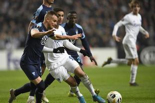 欧联杯哥本哈根0:1负马尔默