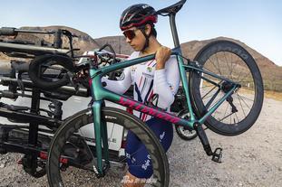 墨西哥自行车手自行备战