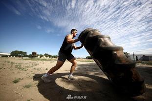美国拳击选手备战东京奥运会