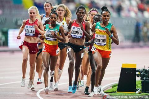 2019多哈田径世锦赛女子5000米预赛赛况