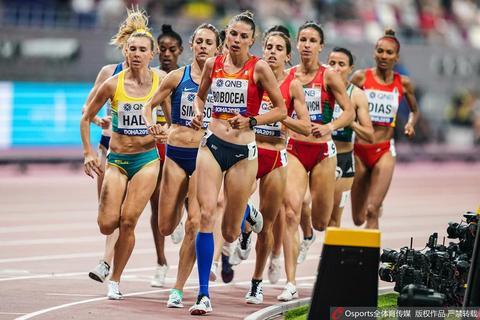 多哈田径世锦赛女子1500米预赛赛况