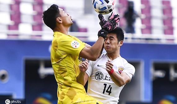 [亞冠]上海上港0-2負神戶 無緣晉級八強