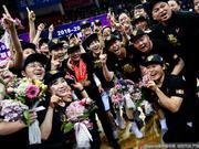 广东女篮首个职业联赛冠军!东莞市政府发贺电
