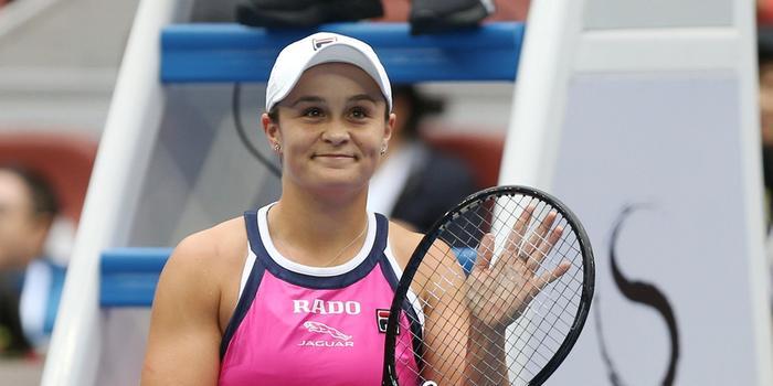 巴蒂取第51胜领跑WTA 称这是今年自己最佳比赛