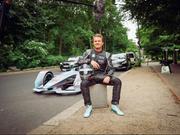 FE柏林站:罗斯博格试驾新一代赛车