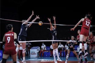 世联赛中国女排3-0波兰女排