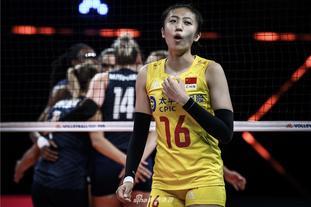 世联赛中国女排3-0美国女排