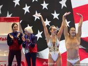 美国花游王子比尔-梅当场宣布退役