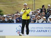 LPGA日本精英赛第一轮