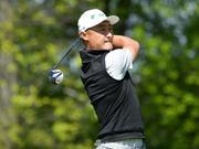 PGA锦标赛第三轮李昊桐并列26位