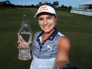 LPGA绍普莱特赛汤普森夺冠