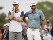 PGA锦标赛决赛轮众星精彩瞬间