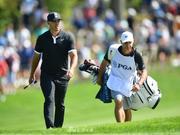 PGA锦标赛科普卡领先7杆冲冠