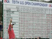 美国公开赛伍德兰德夺冠
