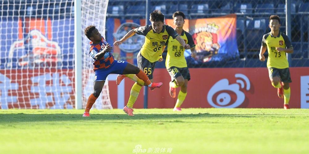 [亞冠]廣州隊0-3泰國獅子港