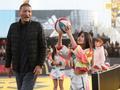 女团BEJ48&SHY48助阵黄金联赛