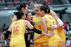 中国女排10冠能排史上第一 38年长盛不衰还有谁?