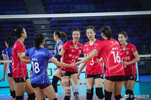 江苏女排获2020年全锦赛季军