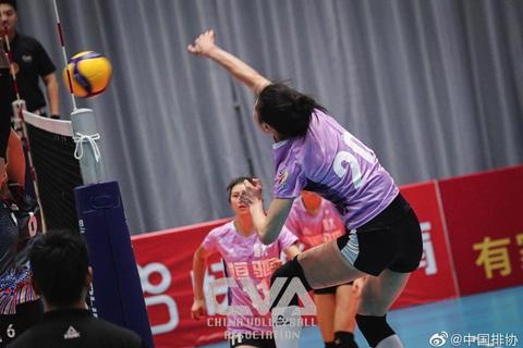 全锦赛广东女排3-2逆转北京获第九