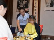 高清-吴清源杯决赛首局赛后 崔精获胜取得先机