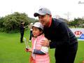 刘国梁女儿高尔夫比赛获季军