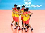 男排世青赛中国3-0波多黎各