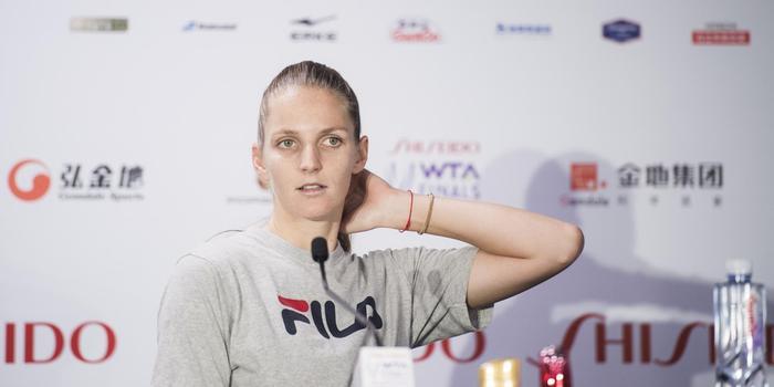 卡-普娃连续三年止步总决赛4强 坦言出局了很难过