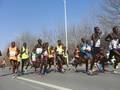 2017年郑开国际马拉松开跑 5万国内外跑友齐参与