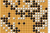 动图棋谱-鲁佳执黑1又3/4子胜於之莹