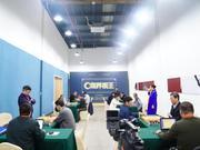 商界棋王年度总决赛在厦门翔安举办 选手专心致志严肃认真
