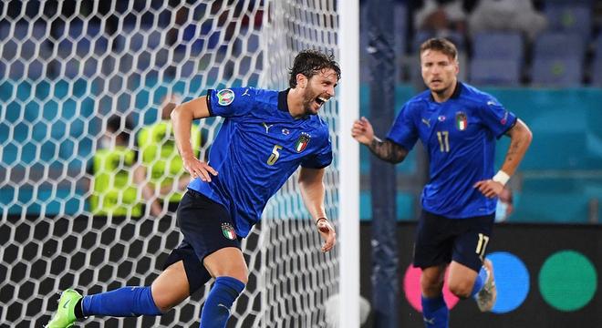 [歐洲杯]意大利3-0瑞士提前出線