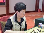 高清-女子围甲15轮赛后 芮乃伟宝刀不老再取胜