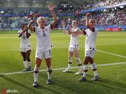 [女足世界杯]美国2-1西班牙