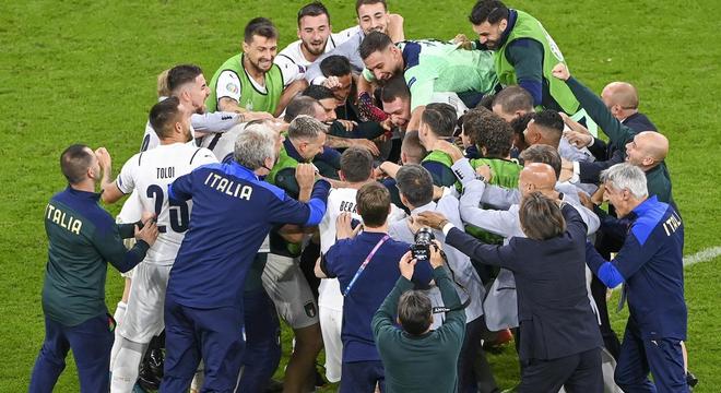 [歐洲杯]意大利2-1比利時 因西涅破門