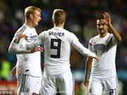 [欧预赛]爱沙尼亚0-3德国