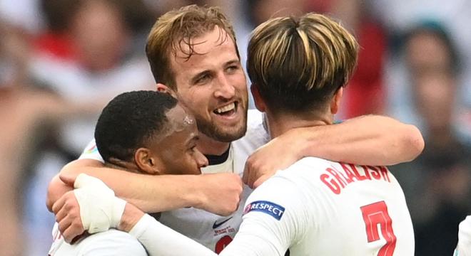[歐洲杯]英格蘭2-0淘汰德國 斯特林凱恩破門