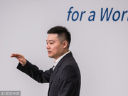 丁俊晖出席青年领袖圆桌会议