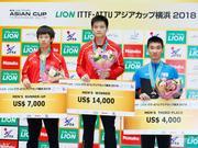 乒乓球亚洲杯樊振东称王