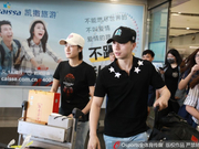 国乒结束中国公开赛回京