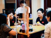 高清-智力大师赛桥牌双人赛 中国女队上演德比战