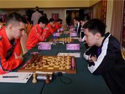 高清-国象甲级联赛最终轮打响 广东杭汽轮为保级而战