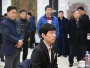 高清-中韩围棋联赛冠军对抗赛第一场
