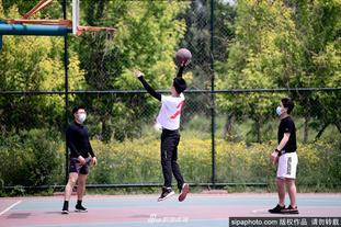 沈阳:业余篮球火热