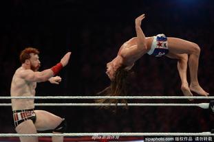 2021年WWE第37届摔跤狂热大赛